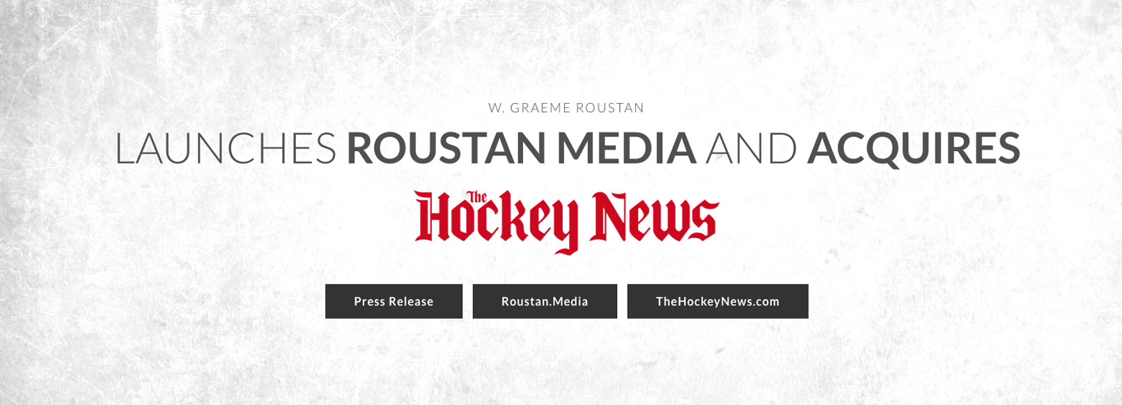 Home Page Sliders Roustan Acquires The Hockey News