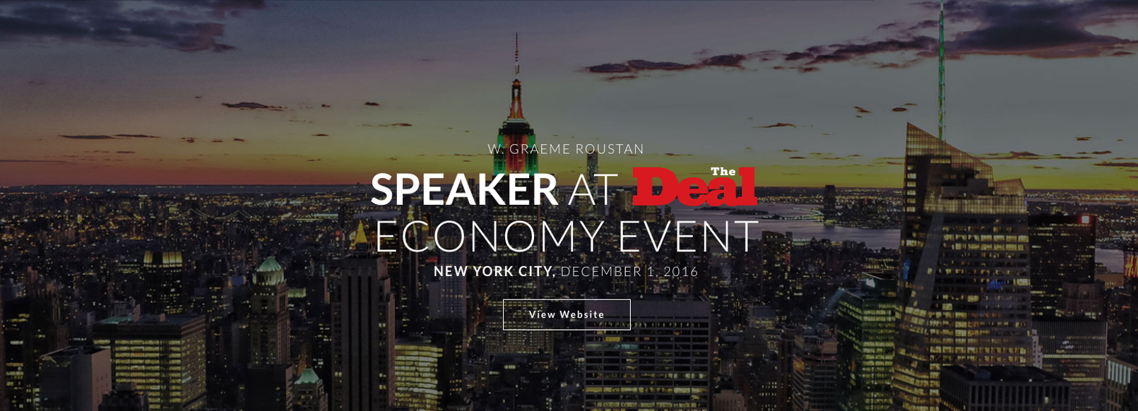 Home Page Sliders The Deal Economy Event Speaker